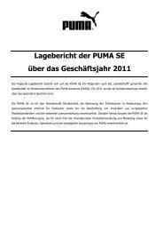PUMA CATch up October 2011