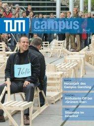 TUMcampus 3/2008