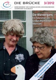 Download - Ev. Kirchengemeinde Leverkusen-Schlebusch