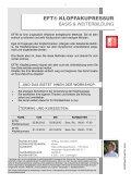 TERMINE UND KURSZEITEN - Gesundheitswerkstatt Werner Gruber - Seite 7