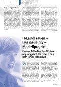it-landfrauen - Deutscher LandFrauenverband e.V. - Seite 4