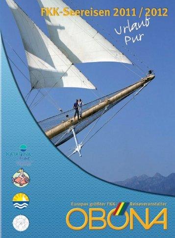 werden Träume wahr - FKK-Seereisen