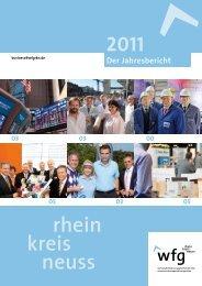 Der Jahresbericht 2011