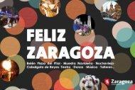 Dossier Navidad 2012 - Ayuntamiento de Zaragoza