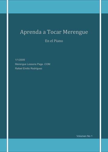 Aprenda a Tocar Merengue - Wikimedia