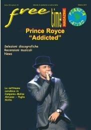 "Prince Royce ""Addicted"" - freetimelatino.it"