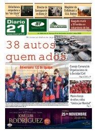 Aniversario 132 de Iquique - Diario21.cl