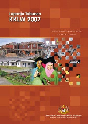 Program - Kementerian Kemajuan Luar Bandar dan Wilayah