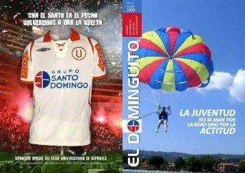 Cronograma de Visitas a Unidades - Grupo Santo Domingo