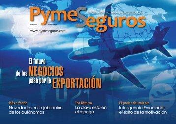 Descargar la revista nº 3 en PDF - PymeSeguros