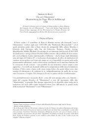 Che cos'è l'Illuminismo? (Immanuel Kant, pdf - Atuttascuola