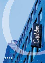 2002 - CapMan