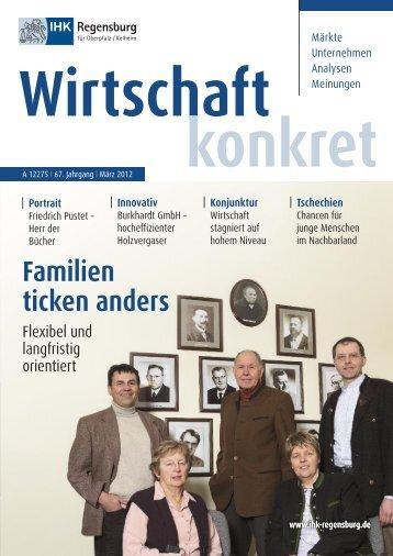 Service - IHK mobile Applikation - IHK Regensburg