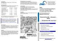 Wasserwirtschaft – Abwasser – Abfall ... Da kennen ... - DWA Bayern