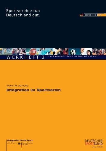 ja - Integration durch Sport