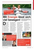 Wa rum Sport gut tut - Badischer Sportbund Nord eV - Page 7