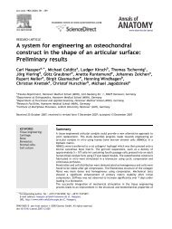 A system for engineering an osteochondral construct ... - Docjago.com