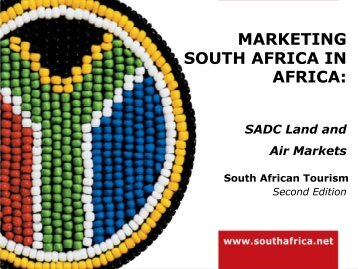 SADC Air Market - South African Tourism