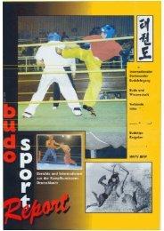 internationaler - Budo Sport Report