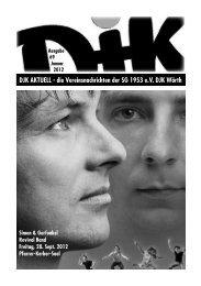 DJK - Aktuell - Bezirk 1