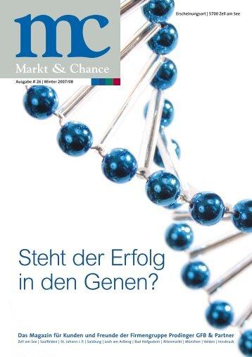 Markt & Chance - GFB