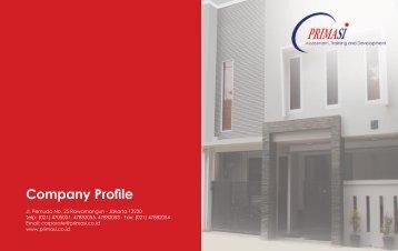 Company Profile - PT. Prima Kompetensi