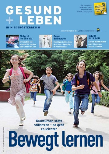 hier downloaden - Gesundes Niederösterreich