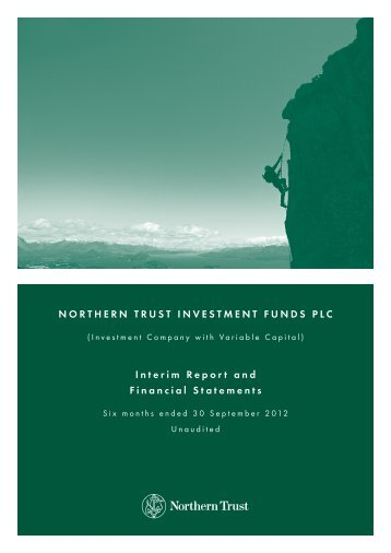 NORTHERN TRUST INVESTMENT FUNDS PLC