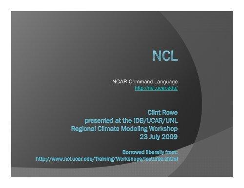 Ncl Xy Plot