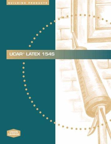 UCAR® LATEX 154S - Arkema Inc.