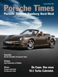 Porsche Zentrum Hamburg Nord-West - Porsche Zentrum Olympiapark