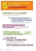 3e année majeure management des - Groupe ESC Troyes - Page 4