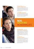 3e année majeure management des - Groupe ESC Troyes - Page 6