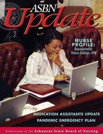 NURSE PROFILE: – Www - Arkansas State Board of Nursing