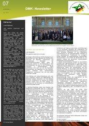 DMK- Newsletter DMK- Newsletter - Deutsch-Marokkanisches ...