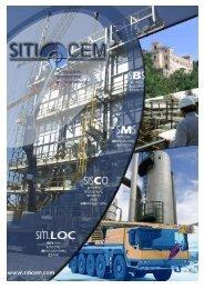 (group) company profile - Siti.Cem Apme SpA