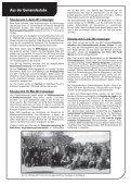 Änderungen im Gemeindevorstand und Gemeinderat von ... - Seite 5