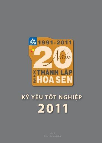 K  Y U T T NGHI P - Hoa Sen University