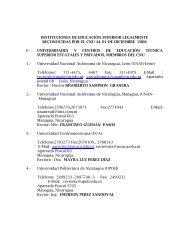 instituciones de educacion superior legalmente ... - EACEA