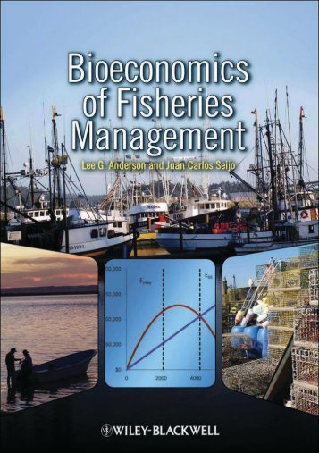Bioeconomics of Fisheries Management - Ruang Baca FMIPA UB
