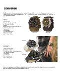 Seiko vertreibt Converse Uhren-Kollektion - Seite 5