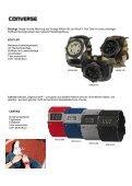 Seiko vertreibt Converse Uhren-Kollektion - Seite 6