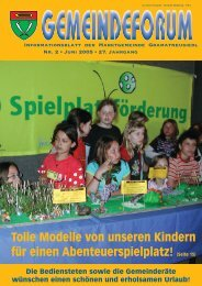 Gemeindeforum 2/05 (0 bytes)