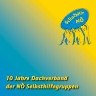 Aus- und Weiterbildung für die NÖ Selbsthilfegruppen 2008
