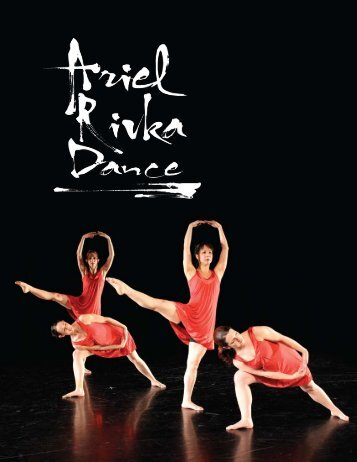 Ariel Rivka Dance Press Kit 2011