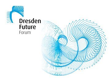 Der Moderator Ranga Yogeshwar geht noch mal in - Dresden Future Forum