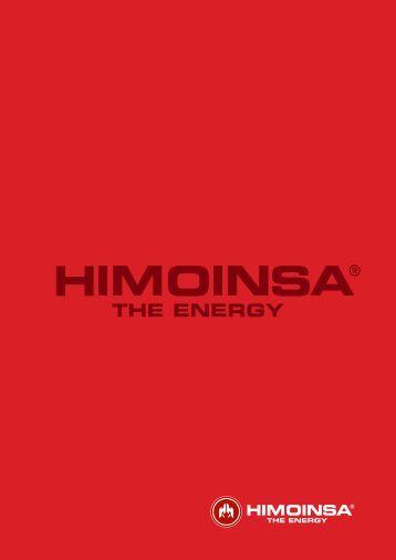 Catálogo corporativo - Himoinsa