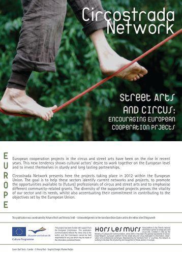 Circostrada Network - Australia Council for the Arts