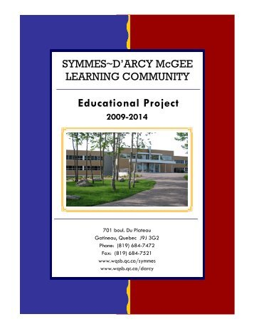 Educational Project - Symmesdarcy.com