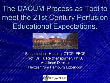The DACUM Process as Tool to meet the 21st ... - Ecc-book.com